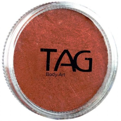TAG Cake 32g ~ Pearl Copper